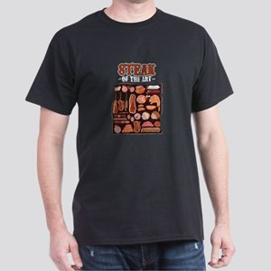 Steak of the Art Barbeque Meat Eater BBQ T-Shirt