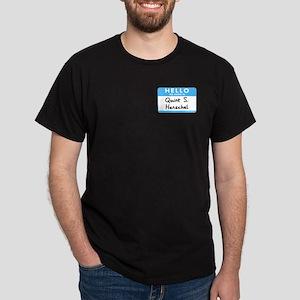 Quint S. Henschel Dark T-Shirt