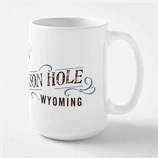 Jackson Hole Cowboy Mugs
