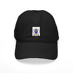 DENYS Family Crest Black Cap