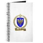DENYS Family Crest Journal
