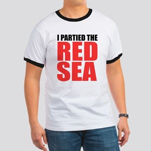 Party the Red Sea Ringer T