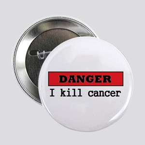 Cancer Fighter Button