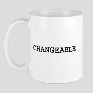 Changeable Mug