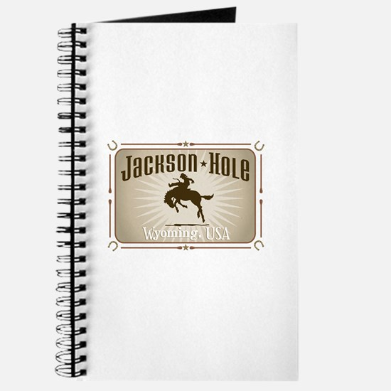 Cute Wyoming cowboys Journal