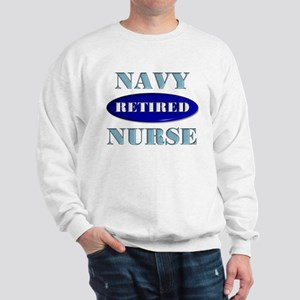Retired Navy Sweatshirt