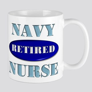 Retired Navy Mug