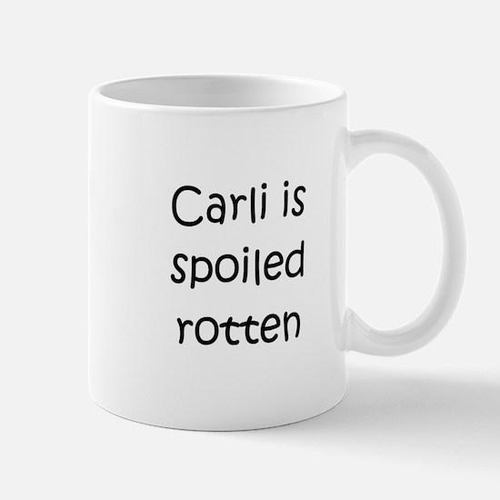 Unique Carli Mug