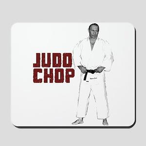 Vladimir Putin Judo Chop Mousepad