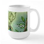"""Locus """"Signature"""" Large Mug"""
