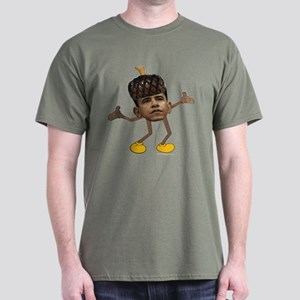 ACORN Man Dark T-Shirt