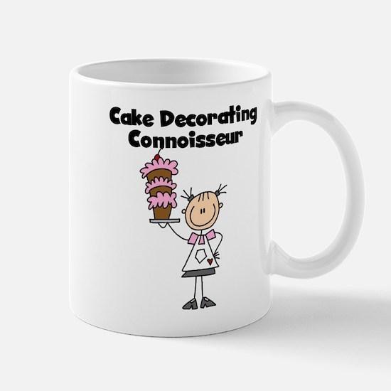 Female Cake Decorator Mug