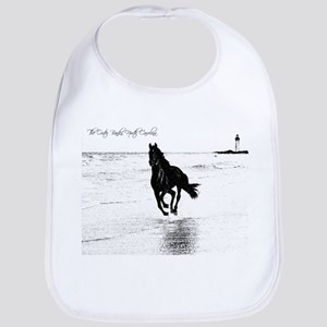 Outer Banks Wild Horse Bib