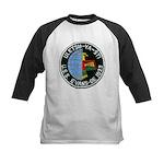 USS EVANS Kids Baseball Jersey