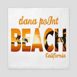 California - Dana Point Queen Duvet