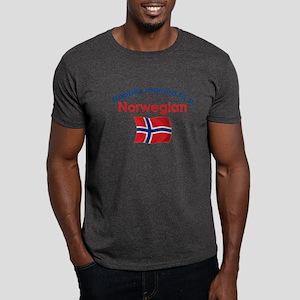 Happily Married Norwegian 2 Dark T-Shirt