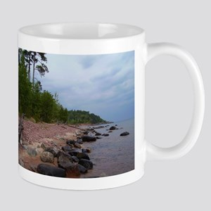 Lake Superior Shore Mug
