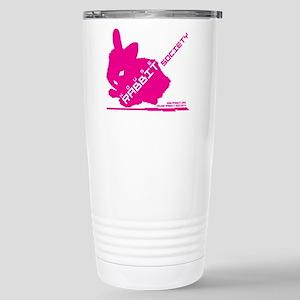 HRS Hipster Logo Stainless Steel Travel Mug