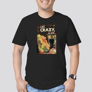LIKE CRAZY, MAN Ash Grey T-Shirt