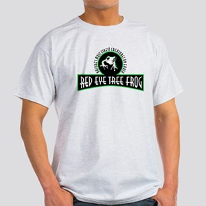Red Eye Tree Frog Light T-Shirt