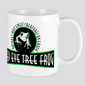 Red Eye Tree Frog Mug
