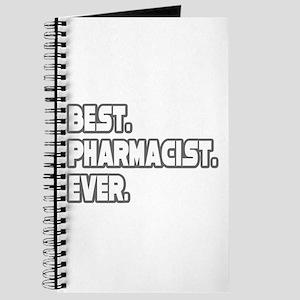 """""""Best. Pharmacist. Ever."""" Journal"""