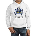 Spini Family Crest Hooded Sweatshirt