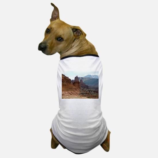 Yea, Though I Walk Dog T-Shirt