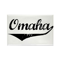 Omaha Rectangle Magnet (10 pack)