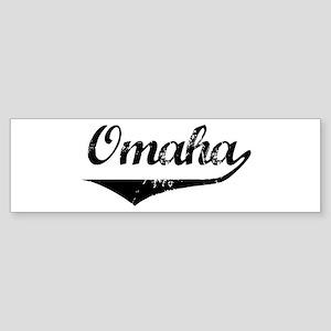 Omaha Bumper Sticker
