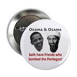"Terrorist Friends 2.25"" Button"
