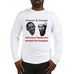 Terrorist Friends Long Sleeve T-Shirt