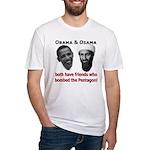 Terrorist Friends Fitted T-Shirt