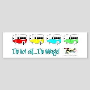 Pick your color! Bumper Sticker