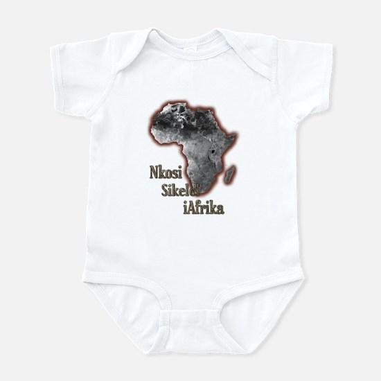 Nkosi sikelel' iAfrika - Infant Bodysuit
