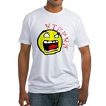 WTF PWN 01 Fitted T-Shirt