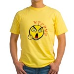 WTF PWN 02 Yellow T-Shirt