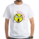 WTF PWN 02 White T-Shirt