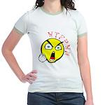 WTF PWN 02 Jr. Ringer T-Shirt