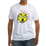 WTF PWN 02 Fitted T-Shirt