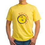 WTF PWNED Yellow T-Shirt