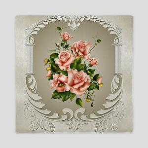 Victorian Roses Queen Duvet
