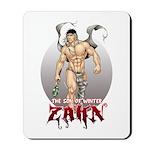 "Zahn ""Son of Winter"" Mousepad"