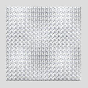 Nautical Pattern Tile Coaster