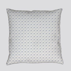 Nautical Pattern Everyday Pillow