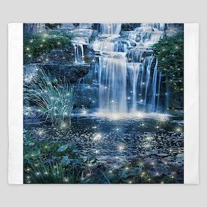 Magic Waterfall King Duvet