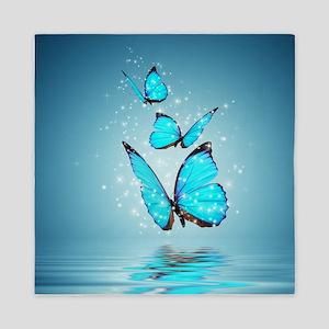 Magic Butterflies Queen Duvet