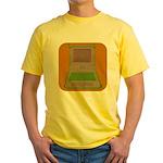XO Yellow T-Shirt