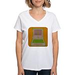 XO Women's V-Neck T-Shirt
