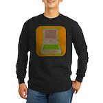 XO Long Sleeve Dark T-Shirt